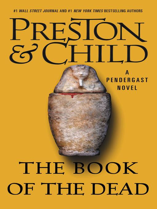 Title details for The Book of the Dead by Douglas Preston - Available