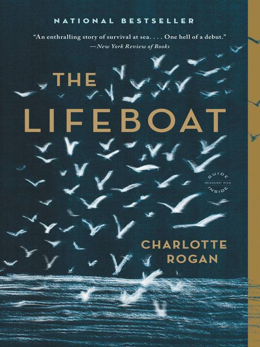 Title details for The Lifeboat by Charlotte Rogan - Available