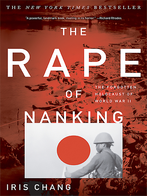 Title details for The Rape of Nanking by Iris Chang - Wait list