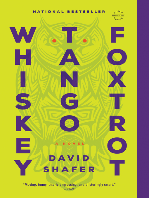 Title details for Whiskey Tango Foxtrot by David Shafer - Available