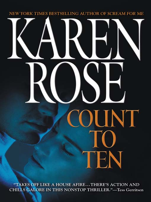 Title details for Count to Ten by Karen Rose - Available