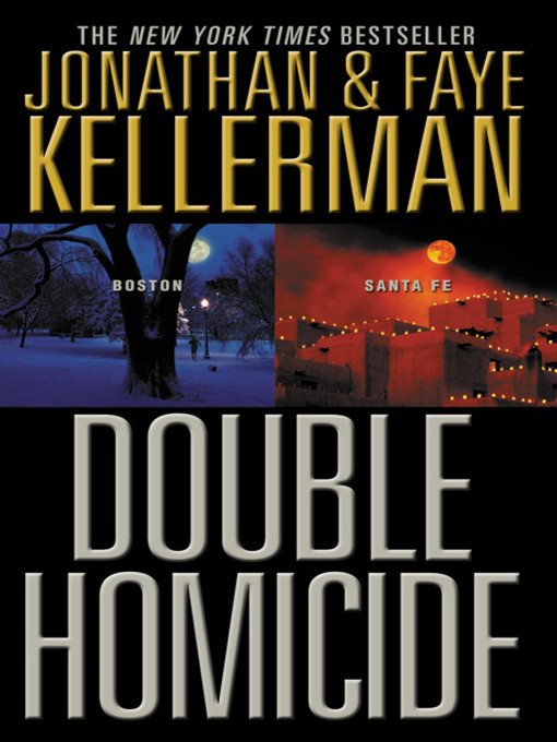 Title details for Double Homicide by Jonathan Kellerman - Available