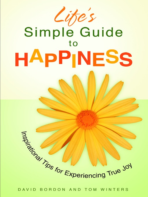 Cover of Life's Simple Guide to Happiness