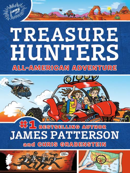 Title details for All-American Adventure by James Patterson - Wait list