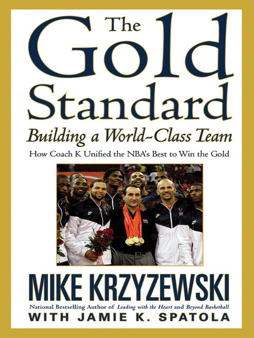 Cover of The Gold Standard