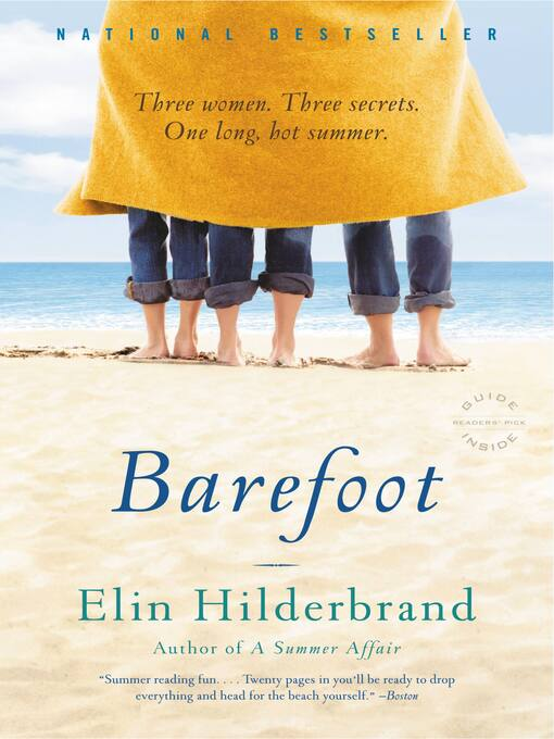 Title details for Barefoot by Elin Hilderbrand - Available