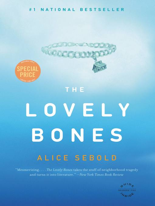Title details for The Lovely Bones by Alice Sebold - Wait list