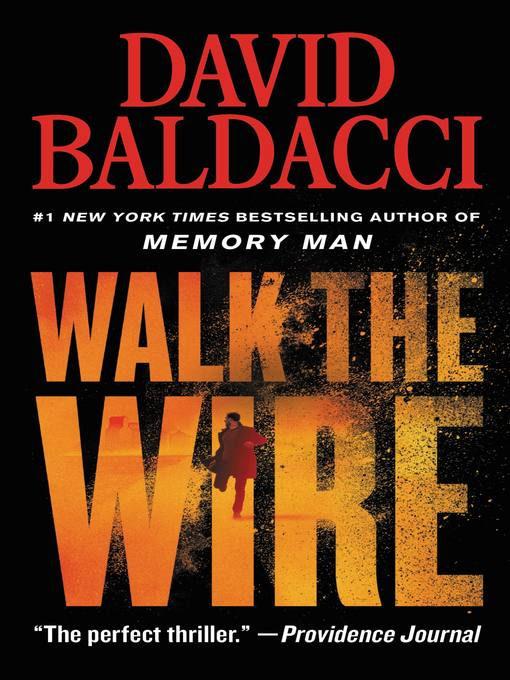 Title details for Walk the Wire by David Baldacci - Wait list