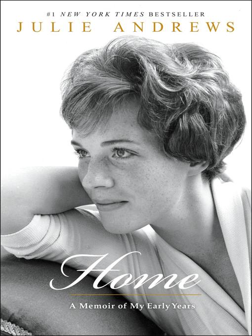 Title details for Home by Julie Andrews - Available