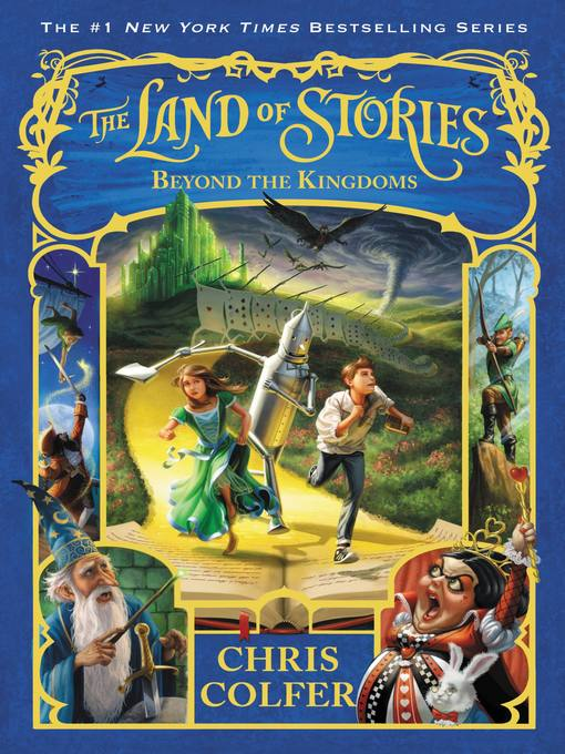Title details for Beyond the Kingdoms by Chris Colfer - Available
