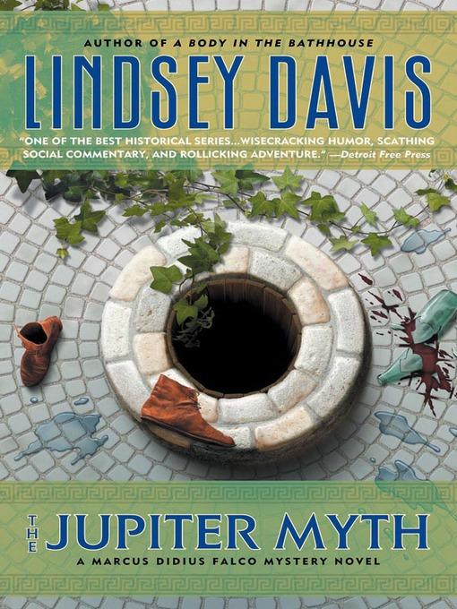 Title details for The Jupiter Myth by Lindsey Davis - Available