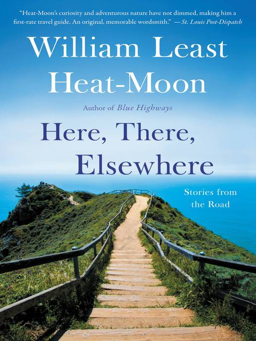 Cover of Here, There, Elsewhere