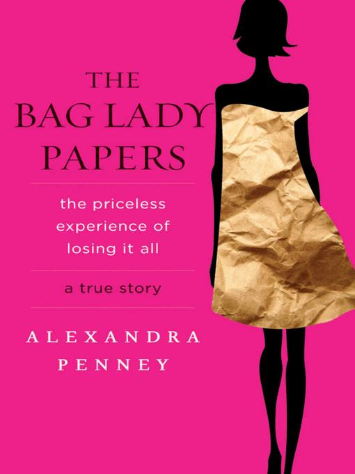 Cover of The Bag Lady Papers
