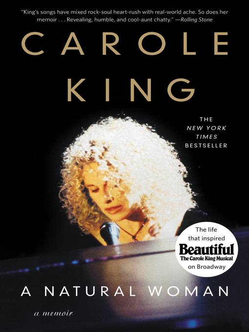 Title details for A Natural Woman by Carole King - Available