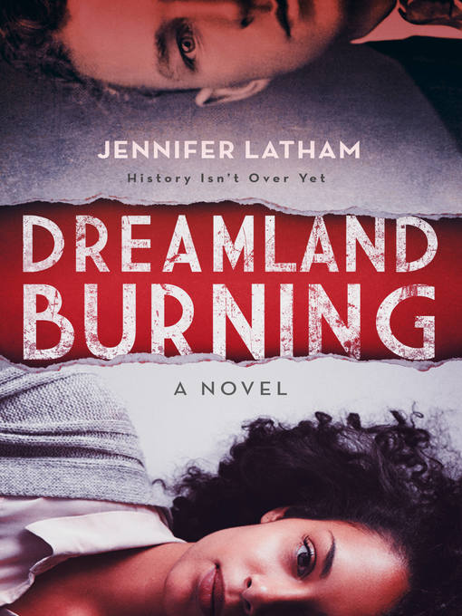 Cover image for book: Dreamland Burning