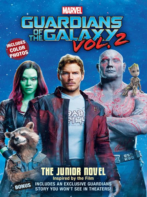 Cover of MARVEL's Guardians of the Galaxy, Volume 2