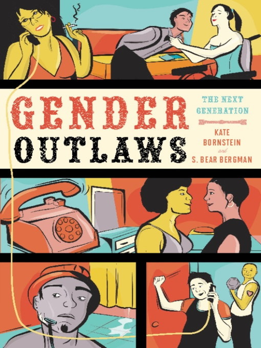 Title details for Gender Outlaws by Kate Bornstein - Wait list