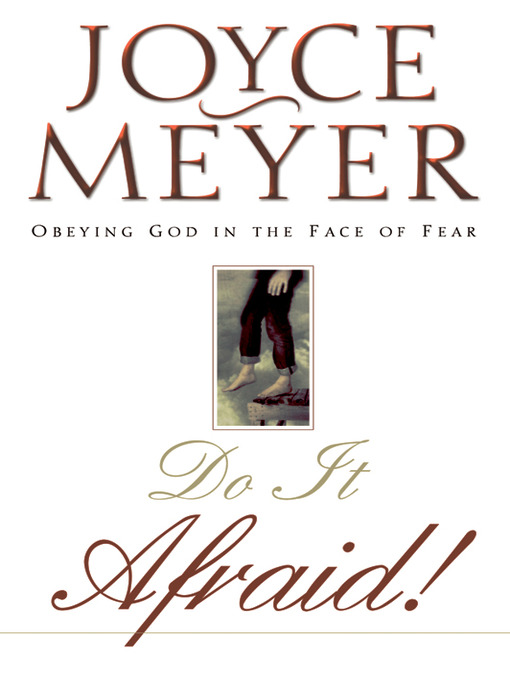 Title details for Do it Afraid! by Joyce Meyer - Wait list