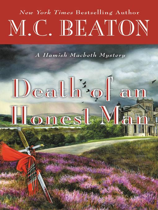 Title details for Death of an Honest Man by M. C. Beaton - Available