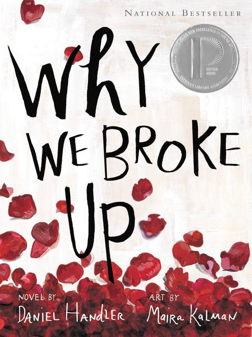 Title details for Why We Broke Up by Daniel Handler - Wait list