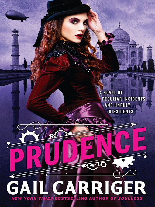 Title details for Prudence by Gail Carriger - Wait list
