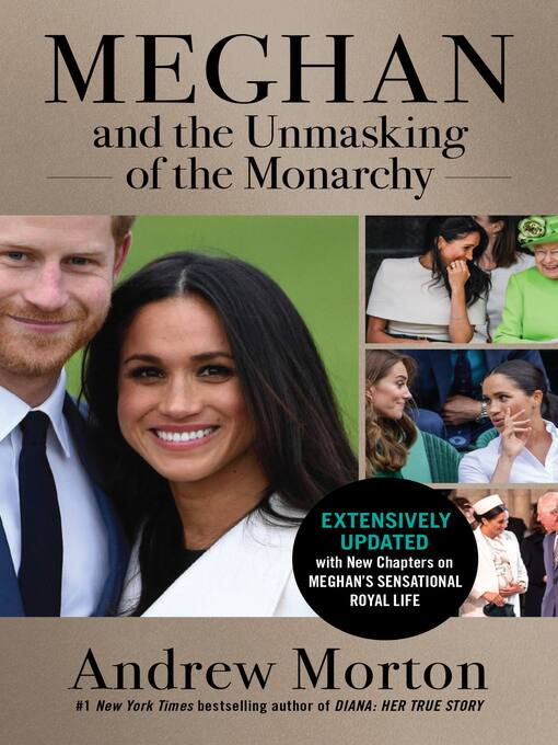 Title details for Meghan by Andrew Morton - Wait list