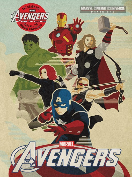 Title details for The Avengers by Alex Irvine - Available