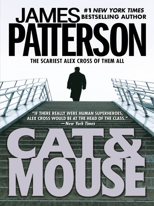 Title details for Cat & Mouse by James Patterson - Wait list