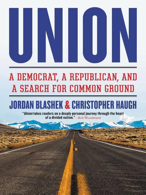 Title details for Union by Jordan Blashek - Available