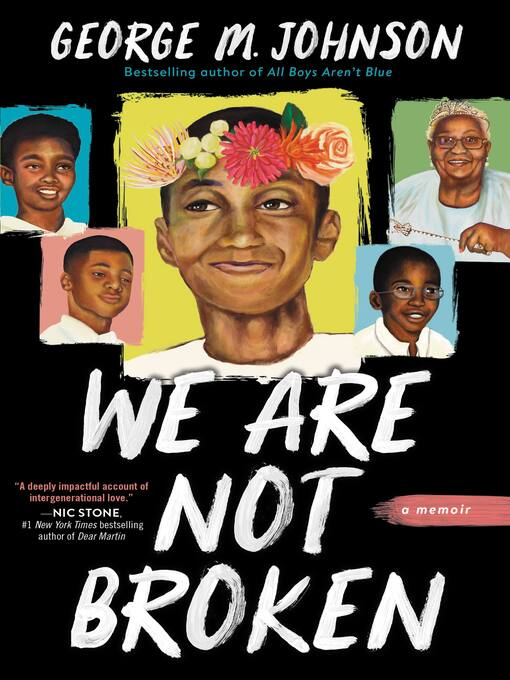 Title details for We Are Not Broken by George M Johnson - Available