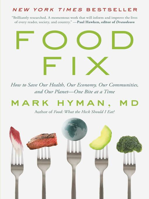 Title details for Food Fix by Dr. Mark Hyman - Available