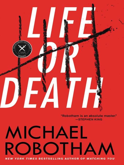 Title details for Life or Death by Michael Robotham - Available
