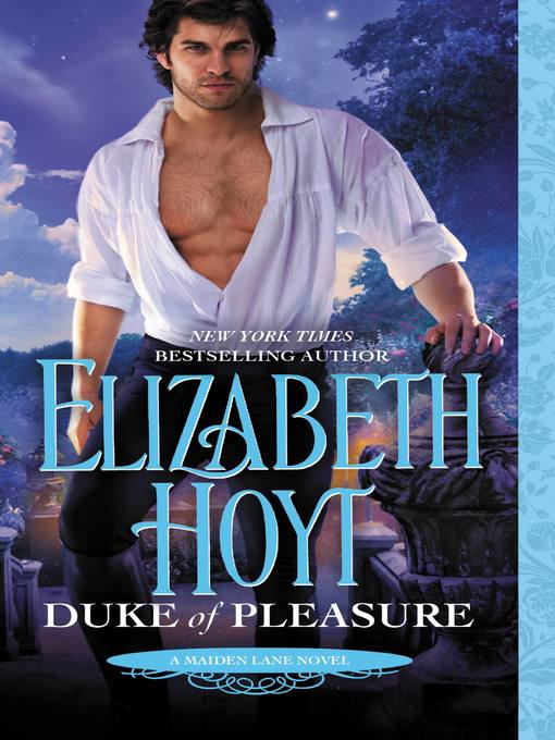 Title details for Duke of Pleasure by Elizabeth Hoyt - Available