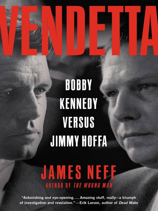 Title details for Vendetta by James Neff - Available