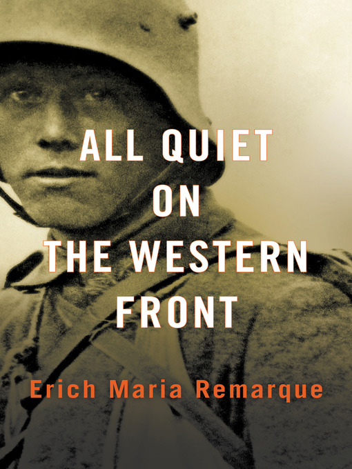 the story of the world war i in the book all quiet in the western front All quiet on the western front  fore likely that this coorespondes to paul's injury in the book prisoners of war and reflects on how they are less.