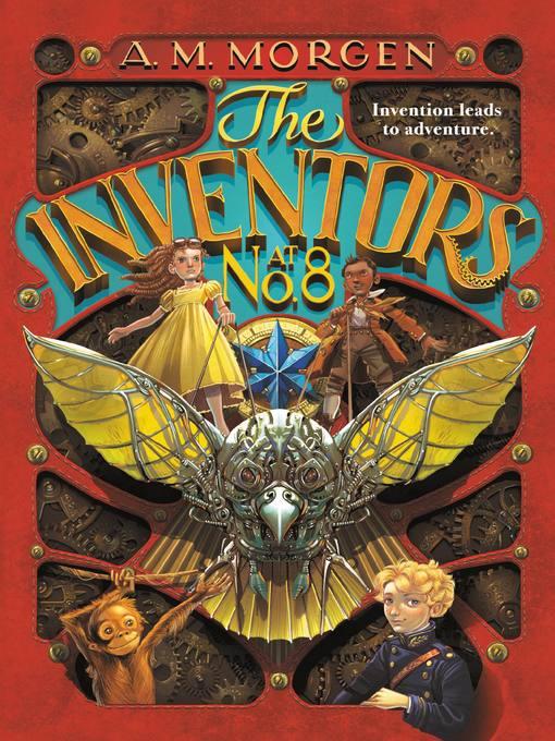 The Inventors at No. 8 Inventors Series, Book 1