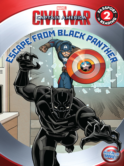 Cover of Escape from Black Panther