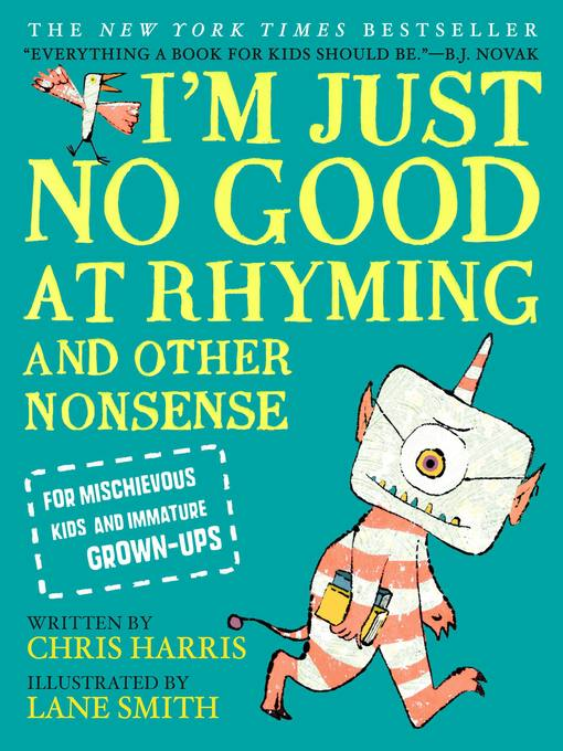 Cover of I'm Just No Good at Rhyming