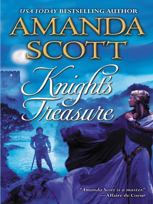 Title details for Knight's Treasure by Amanda Scott - Available