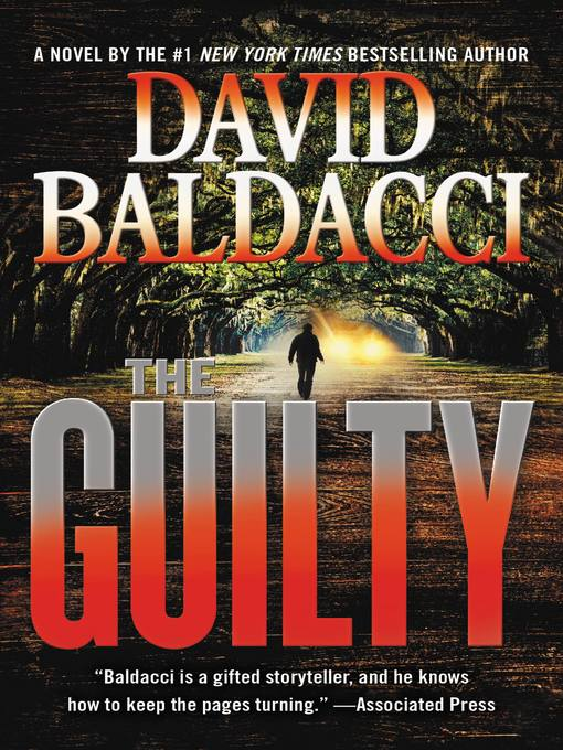 Title details for The Guilty by David Baldacci - Wait list