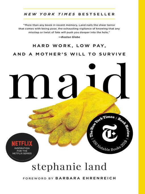 Title details for Maid by Stephanie Land - Available
