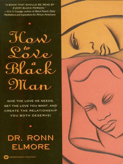 Title details for How to Love a Black Man by Dr. Ronn Elmore - Available