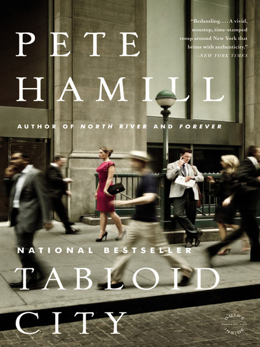 Title details for Tabloid City by Pete Hamill - Available