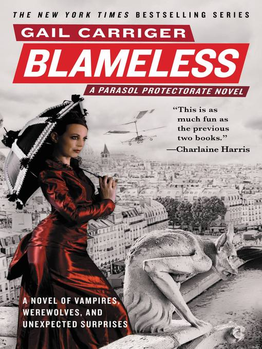 Title details for Blameless by Gail Carriger - Available