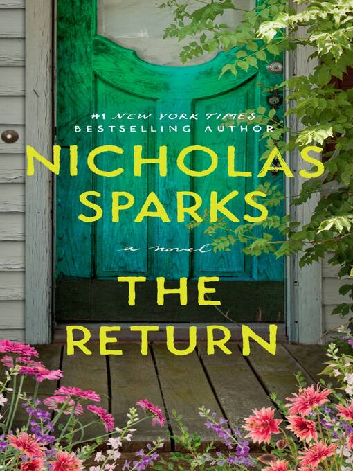 Title details for The Return by Nicholas Sparks - Wait list