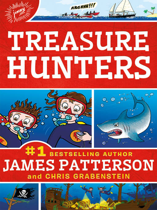 Cover of Treasure Hunters