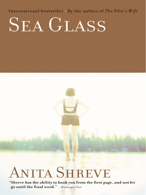 Title details for Sea Glass by Anita Shreve - Available