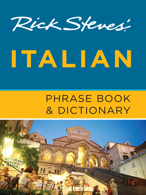 Cover of Rick Steves' Italian Phrase Book & Dictionary