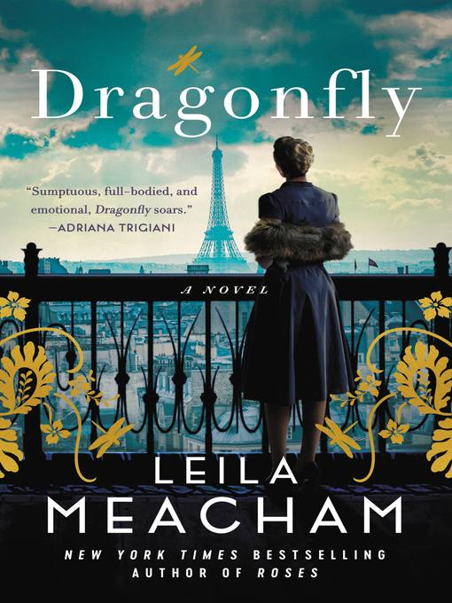 Title details for Dragonfly by Leila Meacham - Available