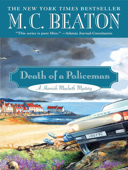 Title details for Death of a Policeman by M. C. Beaton - Available